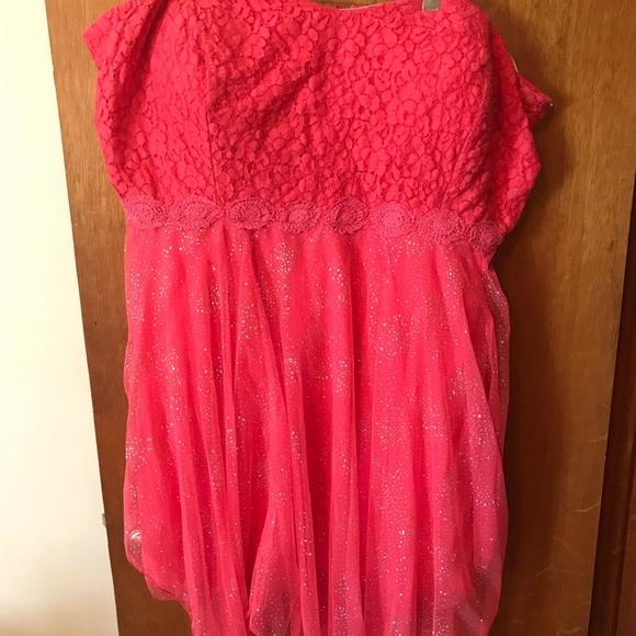 Deb Dresses & Skirts - Women's strapless dress